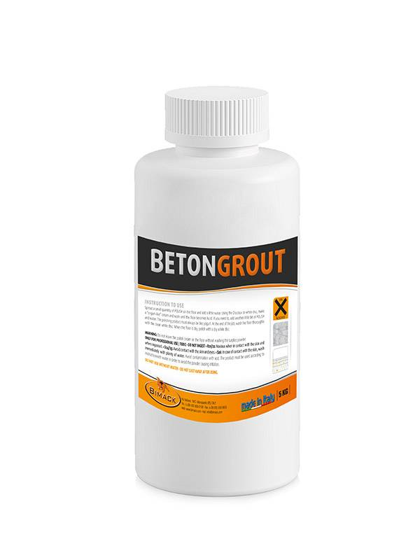 beton grout