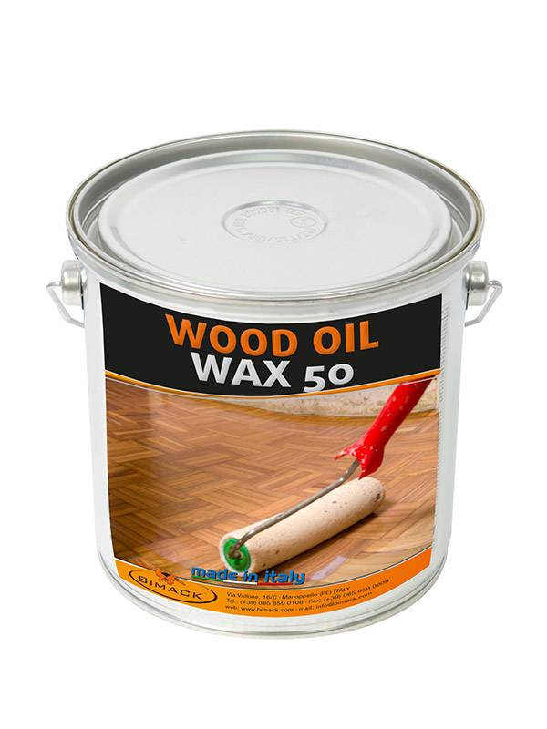 wood oil wax