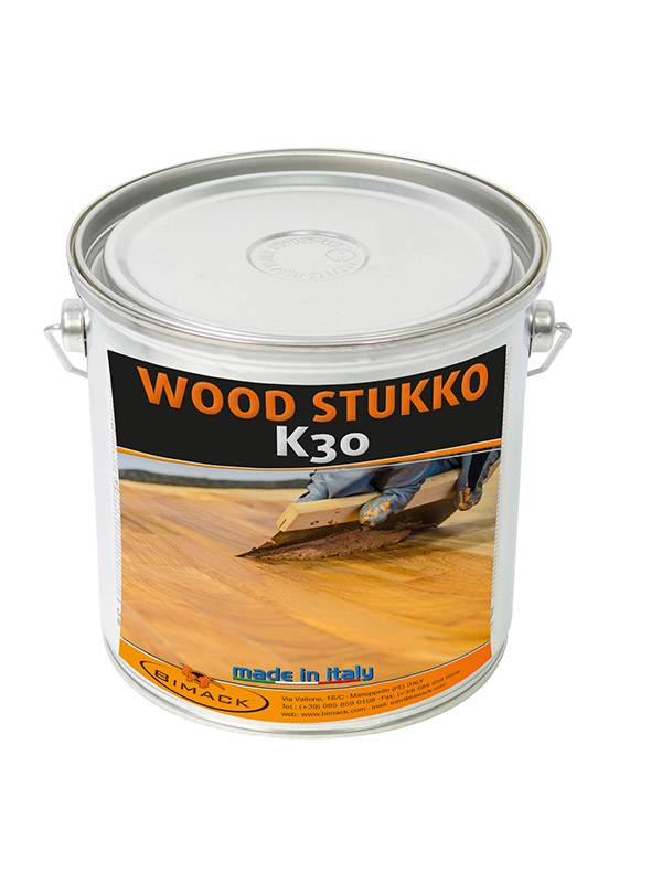 wood stukko
